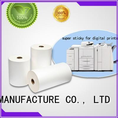 thermal Lamination Film Prices bonding FSEKO Brand super stick laminating film