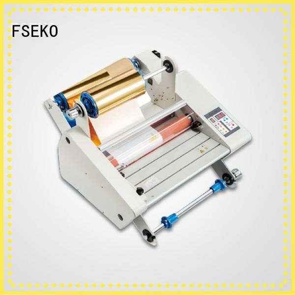 FSEKO good selling laminator thermal for business online