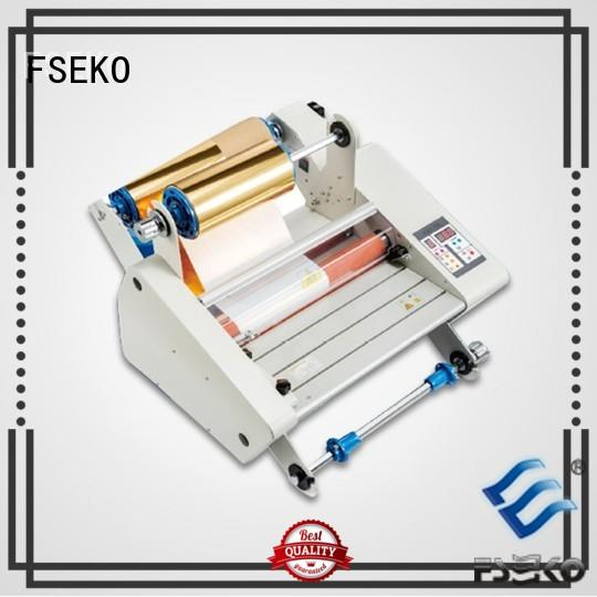 FSEKO top quality fully automatic laminator manufacturer online
