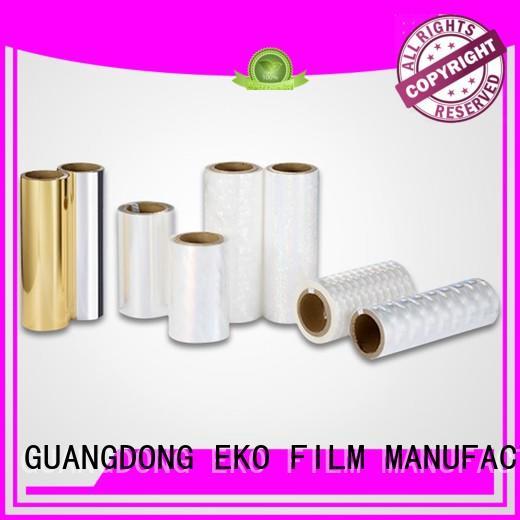FSEKO Brand sleeking roll hot foil stamping supplies foil