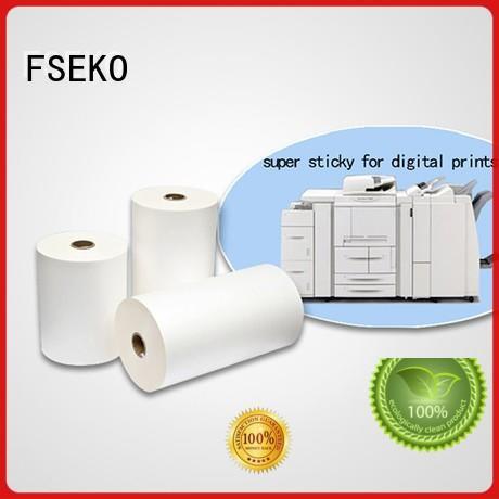 film super stick laminating film dbg super FSEKO company