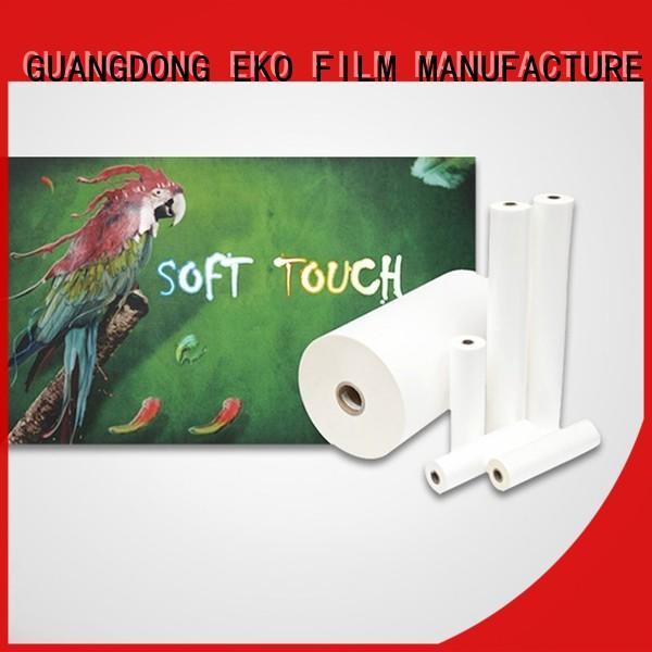 FSEKO Top lamination film types China for poster