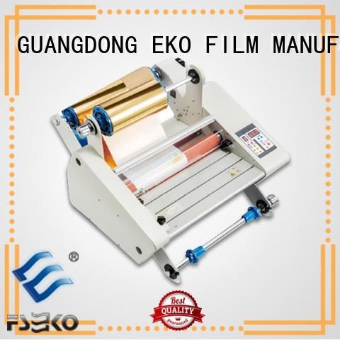 quality Custom school thermal laminator heat FSEKO