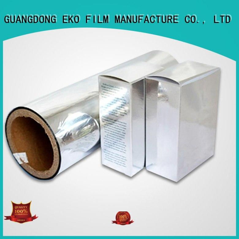 thermal metalized metalized film manufacturer most FSEKO Brand company