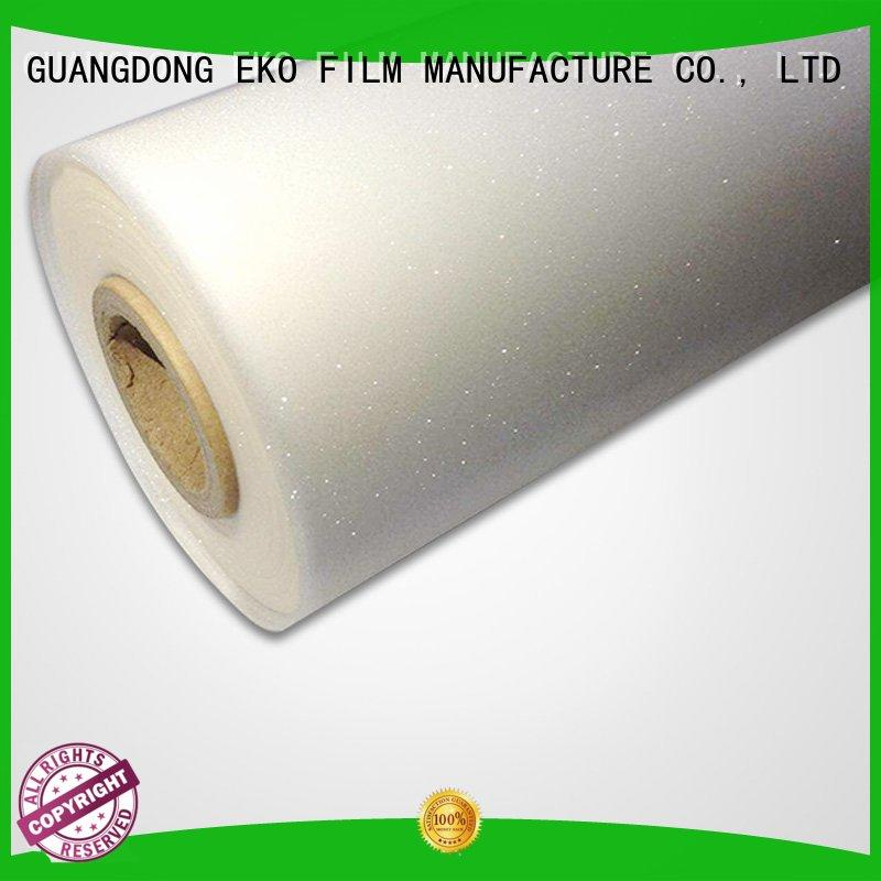 FSEKO high quality embossed polyethylene film wholesale for menu