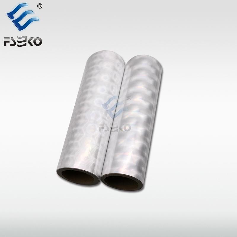 EKO Digital Toner Foil Sleeking Foil: 3D Magic Mirror and 3D Hexagon