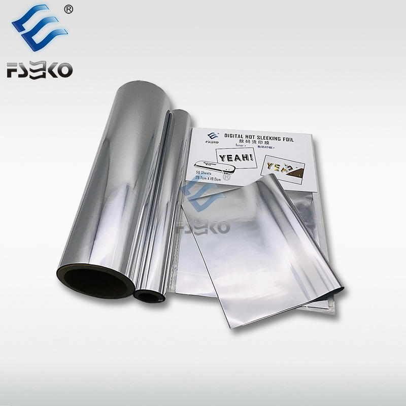 EKO 1 Inch Toner Foil Cutting