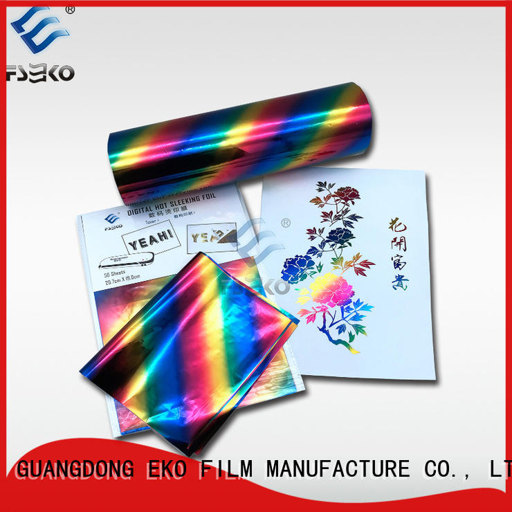 FSEKO digital lamination for business for packaging