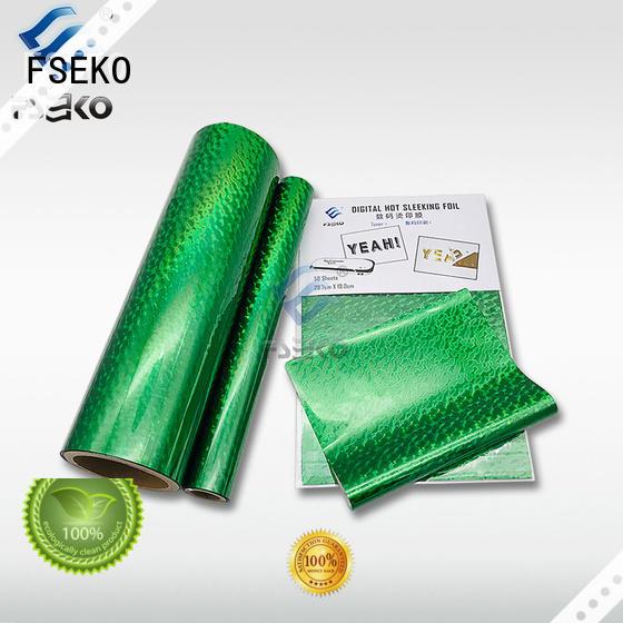 FSEKO hot sleeking film in China for business card