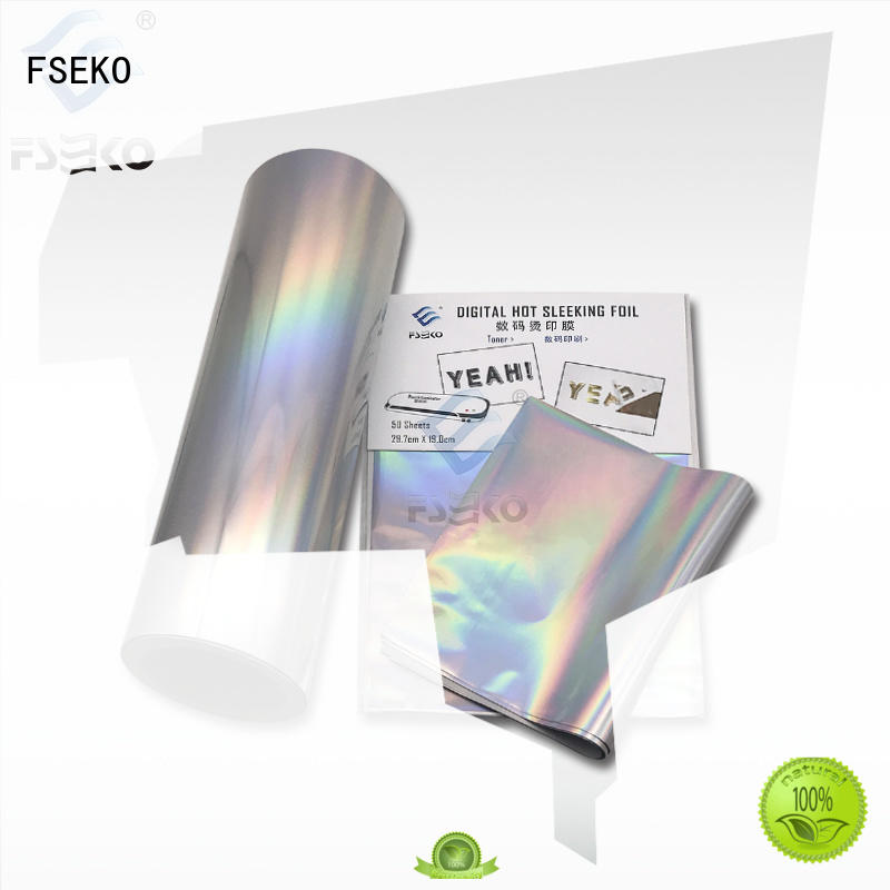 FSEKO Latest hot stamping printing wholesale for book cover