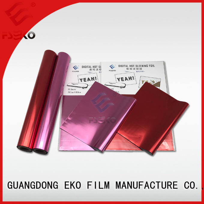 FSEKO good quality hot stamping China for packaging