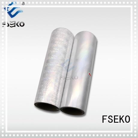 FSEKO good quality hot foil stamping supplies factory price for postcard