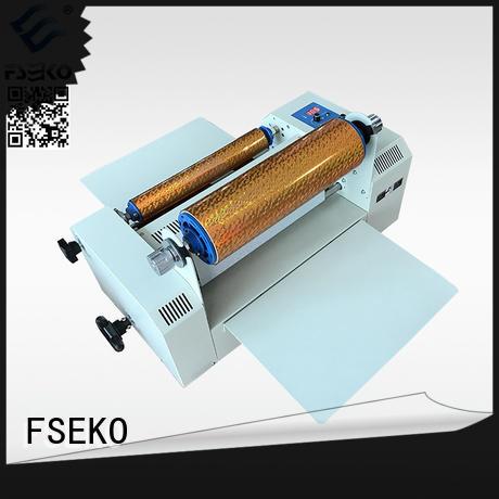 FSEKO quality good laminating machine manufacturers online