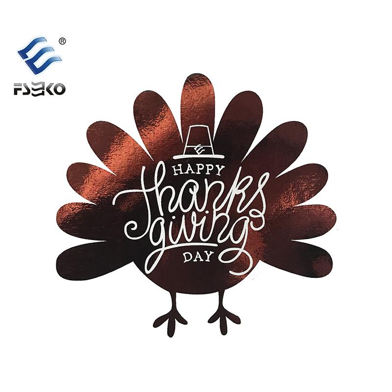 FSEKO-Thanksgiving greeting from EKO Film Manufacture Co, Ltd