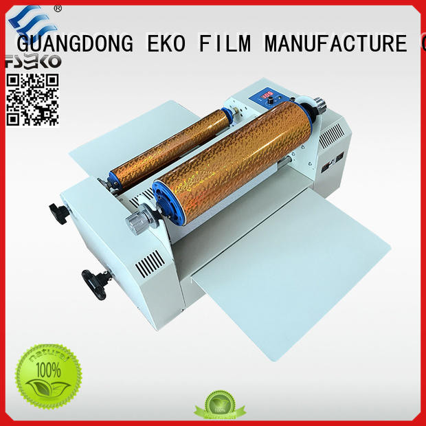 good quality dry film laminator manufacturers for office