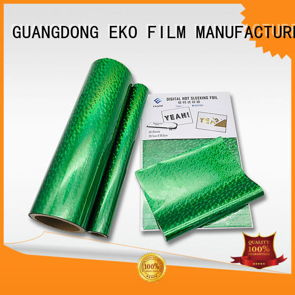 superior quality hot stamping leather good selling for book cover FSEKO