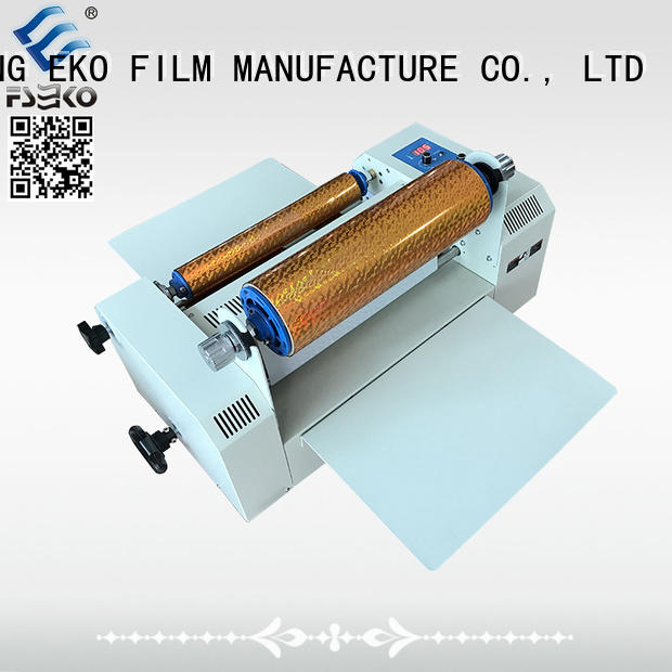 New small paper lamination machine China for office