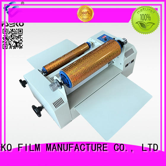 FSEKO good selling scotch laminator in China for school