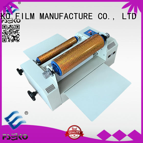professional scotch thermal laminator factory for school