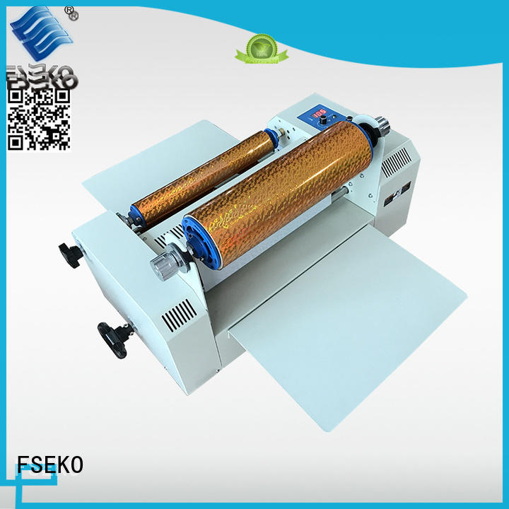 FSEKO professional dry film laminator in China for office